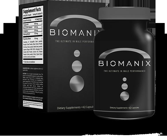 Biomanix - средство для увеличения члена